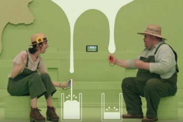 Peta Attacks Nintendo Cow Milking Game