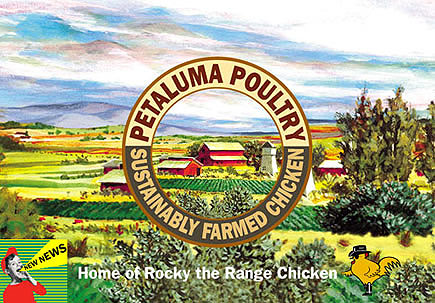 Petaluma Poultry Farm truck attacked by animal rights activists